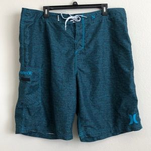HURLEY FOR BUCKLE BOARD SHORTS SIZE 38